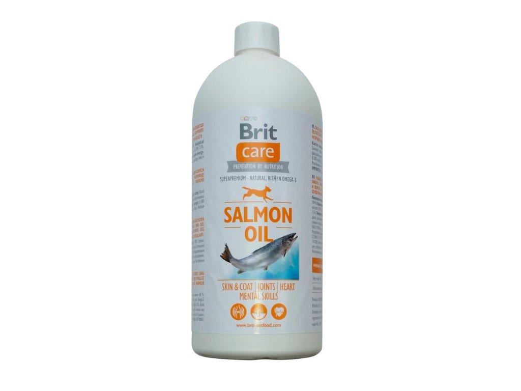 1929 brit care salmon oil 1000 ml