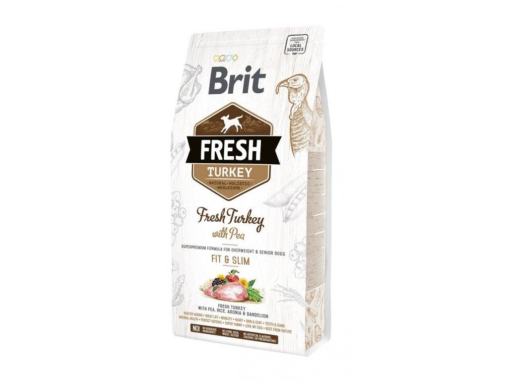 6933 brit fresh turkey pea light fit slim 2 5kg