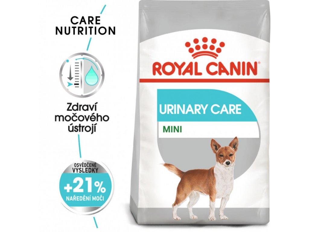 Mini Urinary Care granule pro psy s ledvinovými problémy 1000g