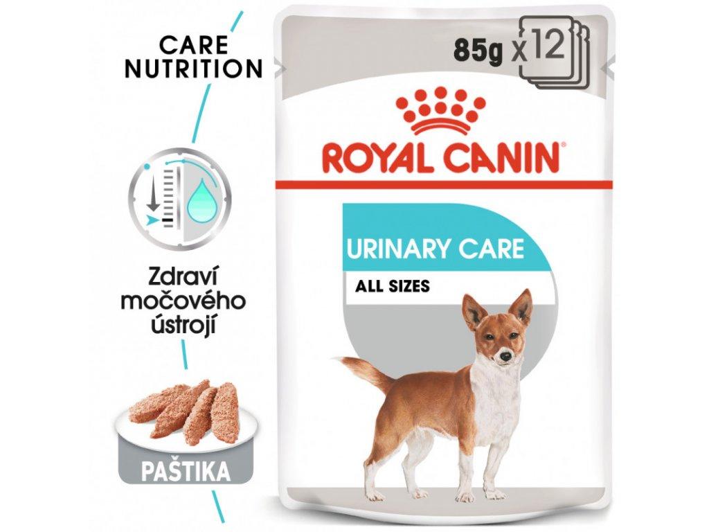Urinary Care Dog Loaf kapsička s paštikou pro psy s ledvinovými problémy 90g