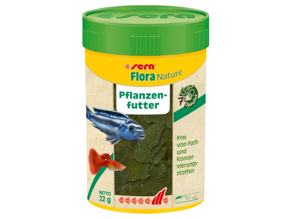 Flora Nature 100 ml