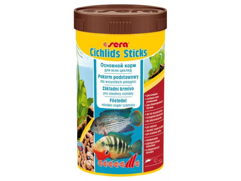 Cichlid Sticks 250 ml