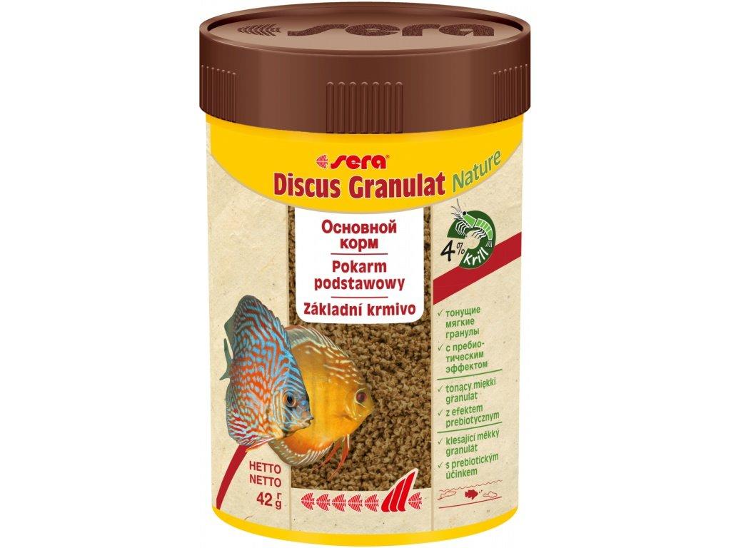 Discus granulat Nature 100 ml