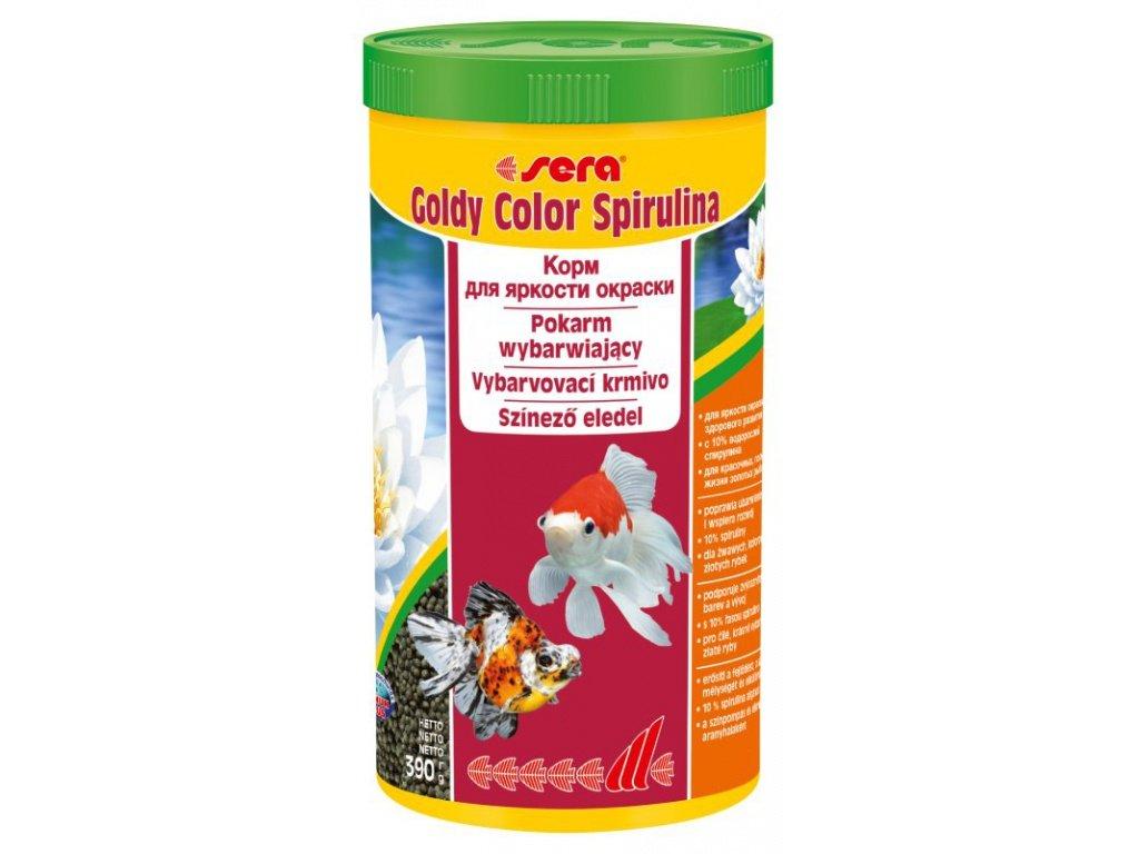 Goldy color spirulina 1000 ml