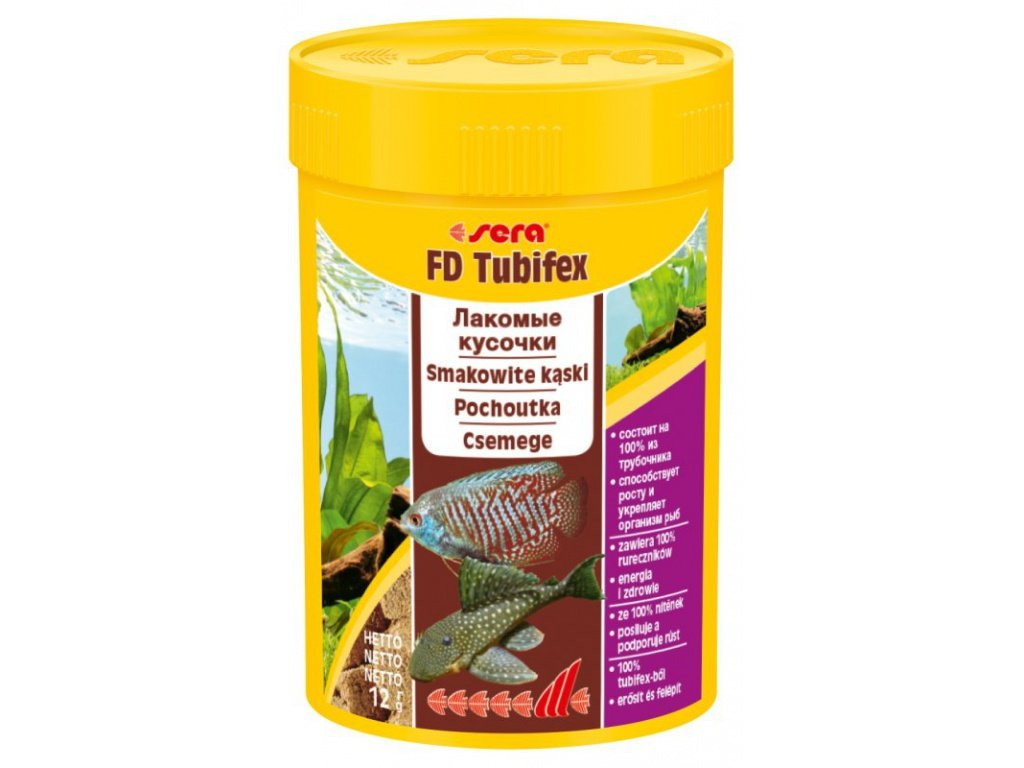 FD Tubifex 100 ml