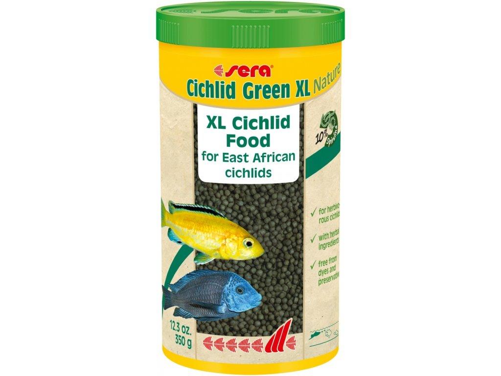 Cichlid Green XL Nature 1000 ml