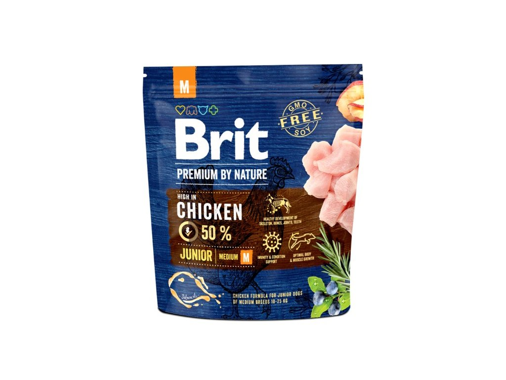 5292 brit premium by nature junior m 1kg