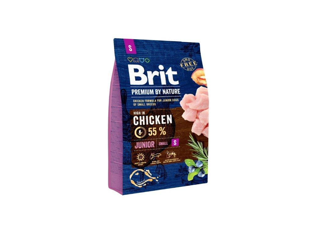 5325 brit premium by nature junior s 3kg