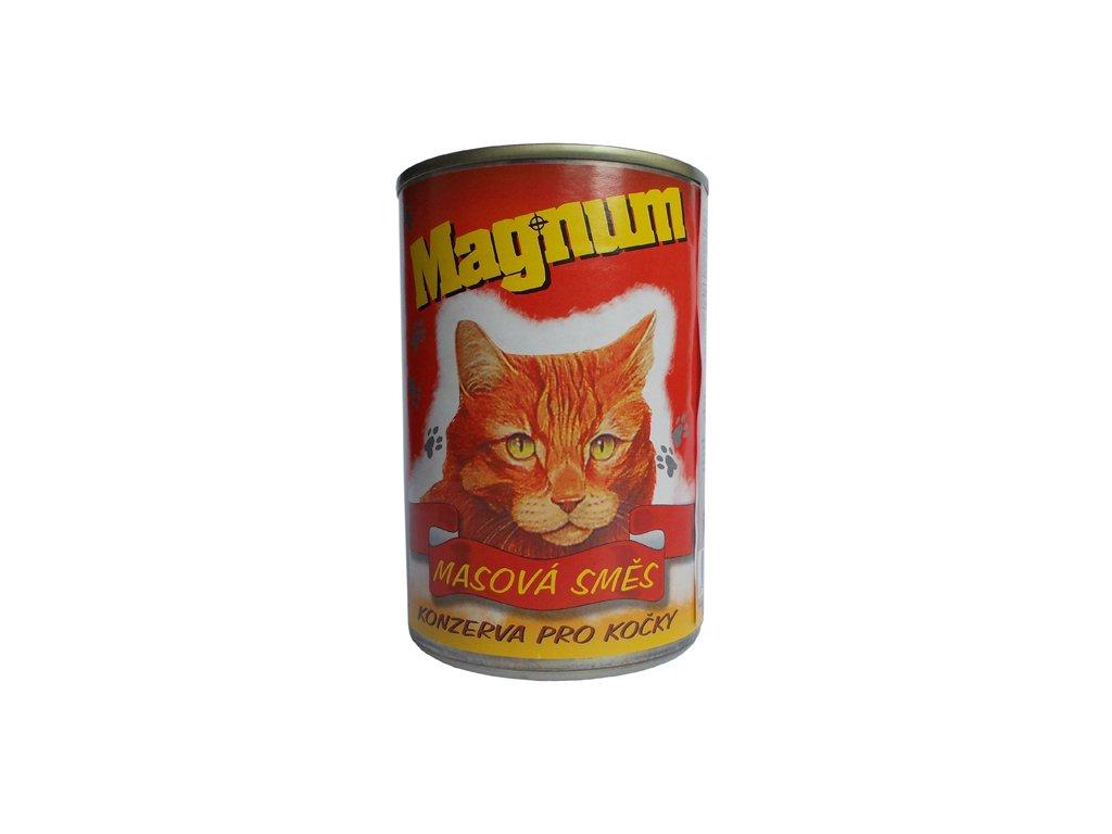 132 magnum kocka masova smes 400g