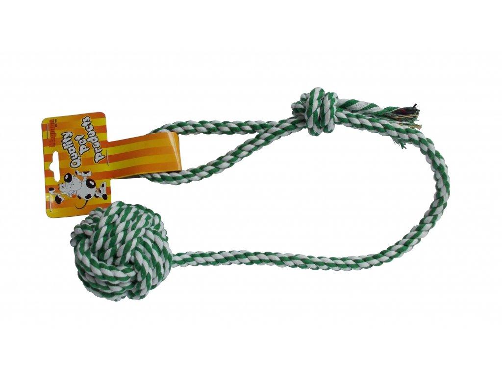 678 bavlneny micek na snure 56cm 22