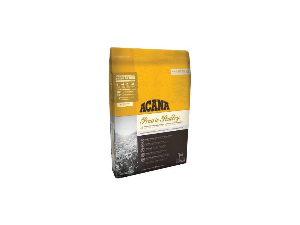 ACANA Prairie Poultry 11,4 kg CLASSICS