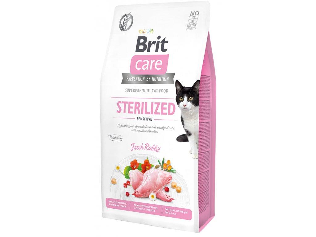 sterilised sensitive 7kg