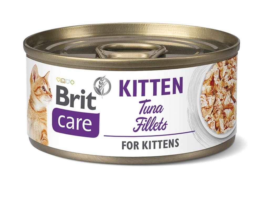 BCC cans Kitten tuna 3D