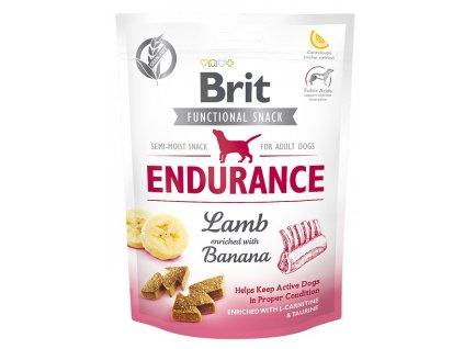 7617 brit care dog functional snack endurance lamb 150g