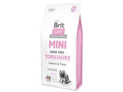 4698 brit care mini grain free yorkshire 2kg