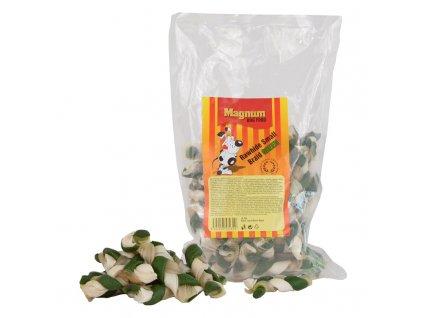 2319 magnum rawhide small braid 2 5 6 5cm cca 40ks green