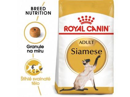 Siamese Adult granule pro siamské kočky 400g