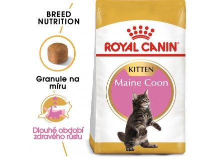 Maine Coon Kitten granule pro mainská mývalí koťata 400g