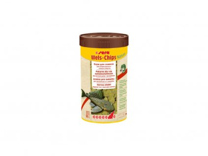 Wels chips Nature 250 ml