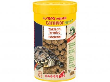 Reptil Carnivor Nature 250 ml