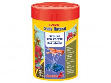 Crabs natural 100 ml