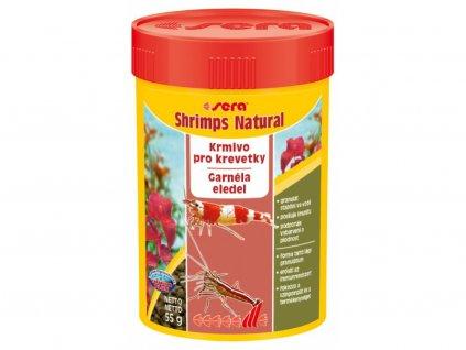Shrimps natural 100 ml