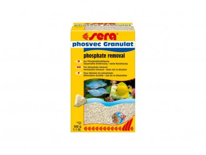 Phosvec granulat 500 g