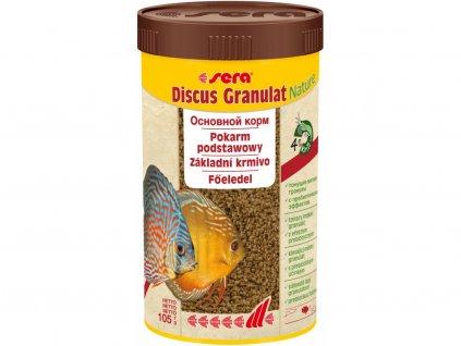 Discus granulat Nature 250 ml