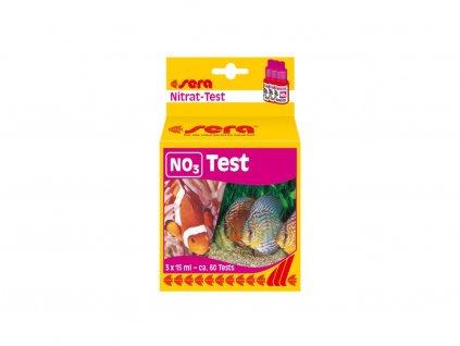 NO3 test (dusičnany)