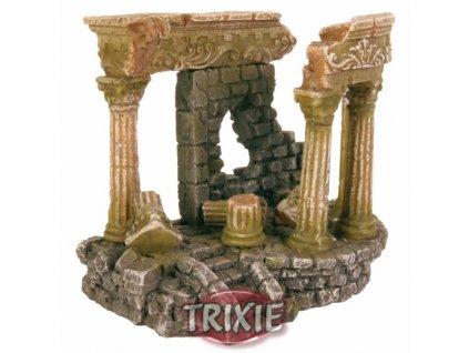 Románské ruiny 13 cm - odolnéslané vodě
