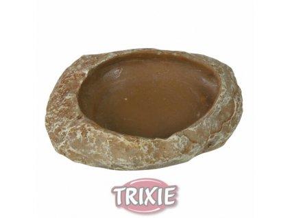 Terarijní miska na vodu nebo krmivo 11x2,5x7 cm