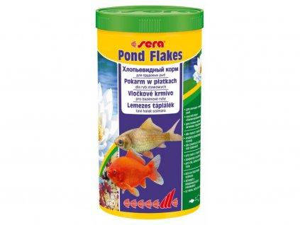Pond flakes 1000 ml