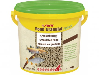 Pond granulat Nature 3800 ml