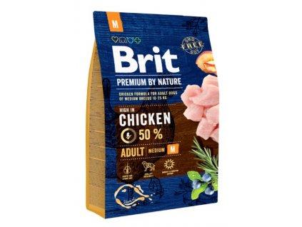 5343 brit premium by nature adult m 3kg