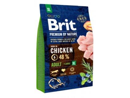 5313 brit premium by nature adult xl 3kg