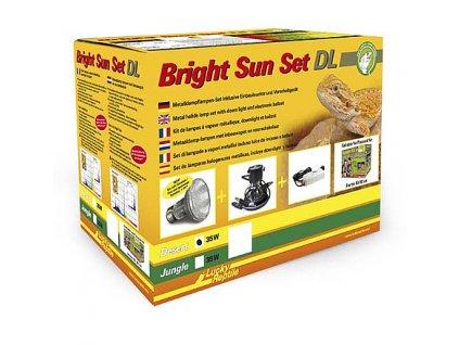 Lucky Reptile Bright Sun Set DL Desert 35W 35W - černá