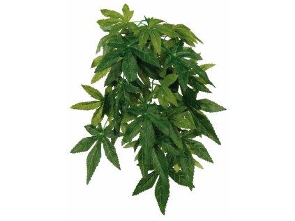 Plastová rostlina 20x50 cm ABUTILON