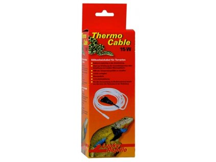 Lucky Reptile HEAT Thermo Cable 15W, délka 3,8 m