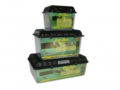 Lucky Reptile Pet Box S 20,5x20,5x17 cm