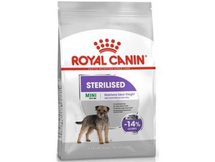 Royal Canin - Canine Mini Sterilised 3 kg
