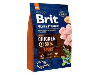 5322 brit premium by nature sport 3kg