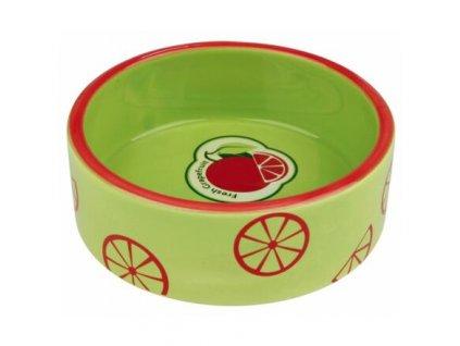 Fresh Fruits keramická miska 0,8 l/16 cm, - světle zelená