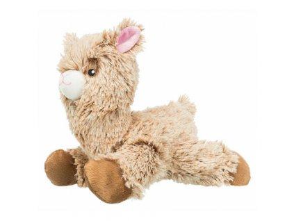 Alpaka, plyšová hračka pro psy, 22cm