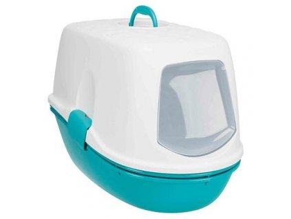 WC BERTO TOP - kryté WC, dvojitá nádoba se sítem 59x42x39 cm