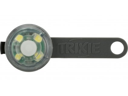 Flasher USB blikačka LED pro psy, 3 x 8cm