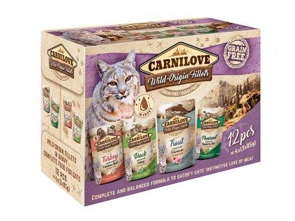 carnilove cat multipack