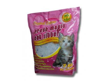 2079 crystal cat litter 7 6 litru