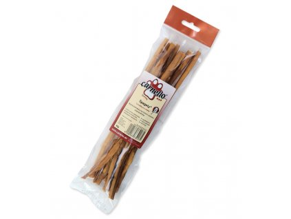 špagety balené detail