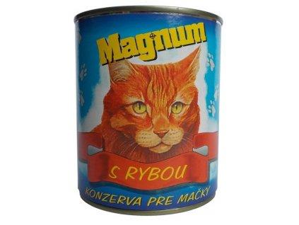 453 magnum kocka ryba 855g