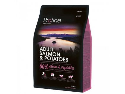 NEW Profine Adult Salmon & Potatoes 3kg | Tenesco.cz